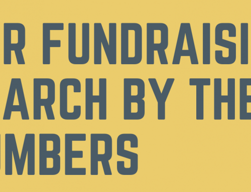 Our Fundraising Search By The Numbers