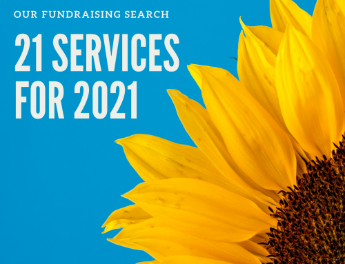 21 Services for 2021