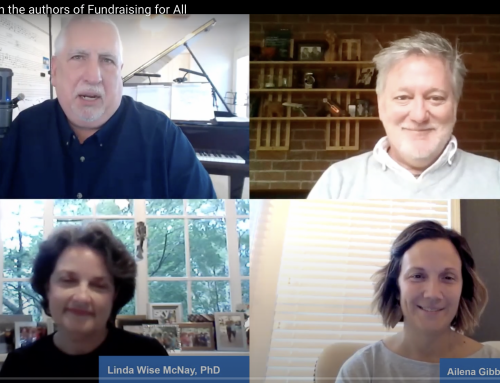 Interview with the Authors of Fundraising for All